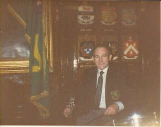 "Fin Ruane Snr, known as ""The Man"", was a former RIBSA President."
