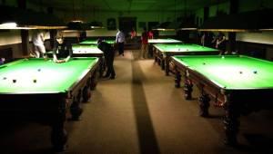 CrossGuns Snooker Club
