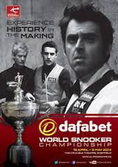 Excitement builds for the 2014 World Championship at the Crucible in Sheffield.