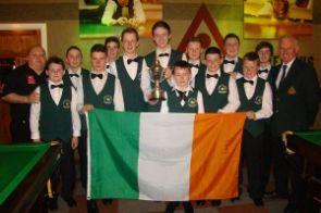 The 2014 winning team - photo courtesy of PJ Nolan.