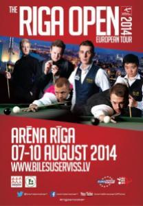 2014 Riga Open