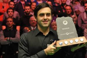 Ronnie O'Sullivan Welsh Open