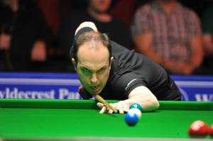 2010 was the last time O'Brien played at the Crucible - photo courtesy of Monique Limbos.