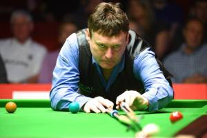 Jimmy White won this tournament in 2009 as the Six-Red World Grand Prix  - photo courtesy of Monique Limbos.