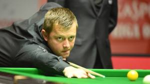 Mark Allen has reached three finals in a row this season - photo courtesy of Monique Limbos