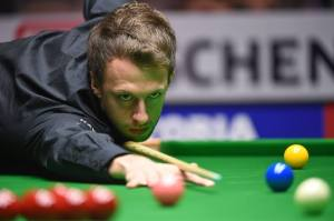 Trump also reached the final of the Paul Hunter Classic this season - photo courtesy of Monique Limbos.