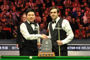 Ding Ronnie Welsh Open