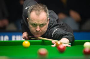 Higgins has won two out of the three opening ranking events this season - photo courtesy of Monique Limbos.