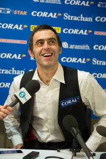 Ronnie O'Sullivan 147 UK