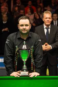 Victory is Maguire's third in the Players Championship series - photo courtesy of Monique Limbos.