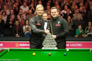 Murphy avenges his 2012 final defeat to Robertson - photo courtesy of Monique Limbos.