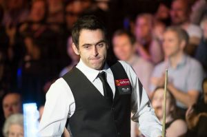 O'Sullivan's 774th and 775th centuries came against Ricky Walden in the first round - photo courtesy of Monique Limbos.