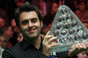O'Sullivan is the defending champion.