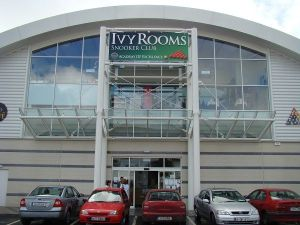 The Ivy Rooms in Carlow has been the venue for all but one of the senior ranking events this season.