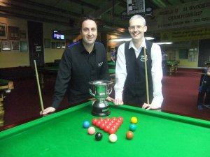 Judge, left, reached the 2004 Grand Prix semi-finals - photo courtesy of Ivy Rooms Carlow.
