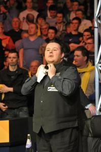 Stephen Lee is unable to compete until 2024, effectively ending his career - photo courtesy of Monique Limbos.