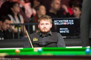Michael White Welsh Open