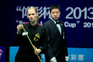 Evans did beat Thepchaiya Un-Nooh in 2013 to qualify for that year's Wuxi Classic.