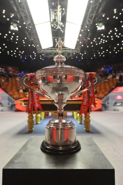 Crucible World Trophy