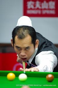 Dechawat Poomjaeng has led the Thai team well.