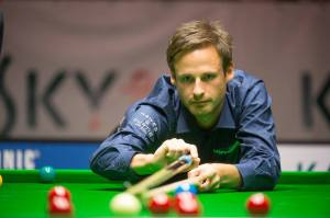 Gilbert also reached the last four of the Ruhr Open recently - photo courtesy of Monique LImbos.
