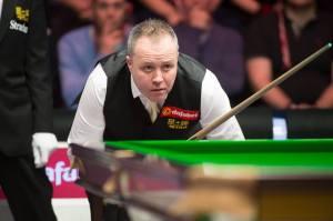 John Higgins Masters 16