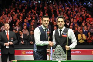 O'Sullivan Selby 2014 Masters