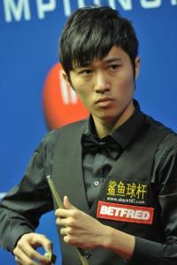 Cao Yupeng 2012