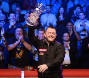 Mark Allen won the Players Championship last season