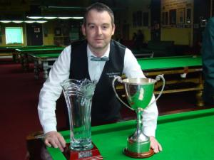 TJ Dowling 2016 Irish Champion