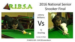 Williams Dowling Nat Final 16
