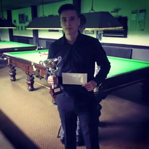 CJS Blondu Under-19 champion