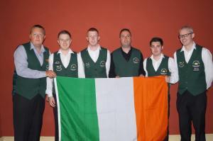 Irish Mens Team 2016