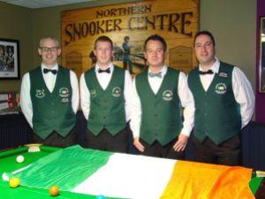 Ireland Home Internationals 2016
