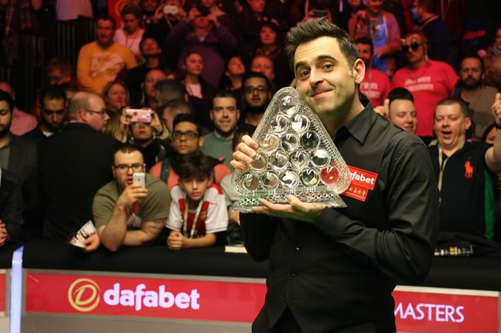 MASTERS: Remarkable Perry comeback sets up final with Rocket Ronnie