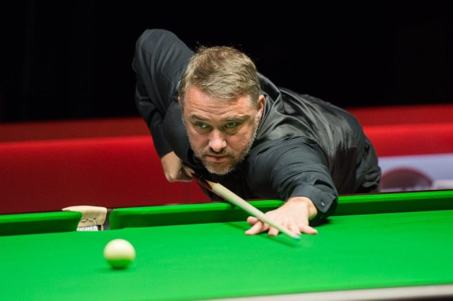 Stephen Hendry World Seniors