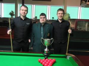 TJ Dowling Brendan O'Donoghue Grand Prix