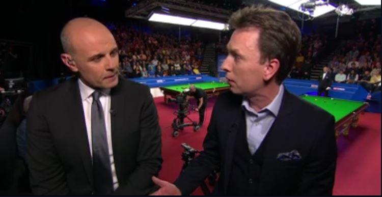 Stephen Hendry thought John Higgins career was over