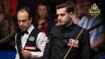 Mark Selby Worlds 17