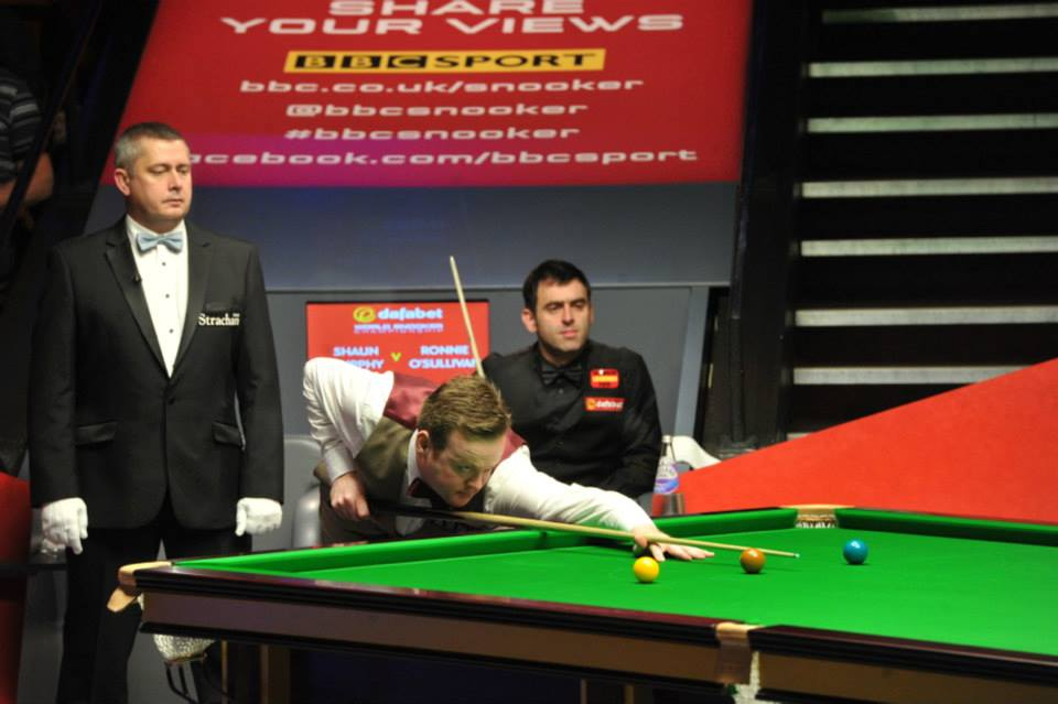Snooker: O'Sullivan halts Murphy revival
