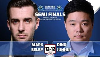 Selby Ding 12-12 (WS)