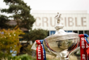 The Crucible has been the home of the World Championship since 1977