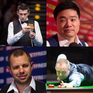 World Championship Semi-Finals