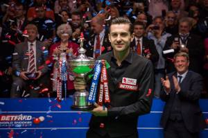 Mark Selby World Champion (WS)