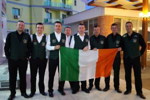 Ireland Team European Championships (PJN)