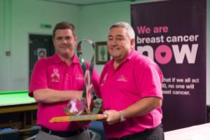 Rob Milkins Pink Ribbon (ML)