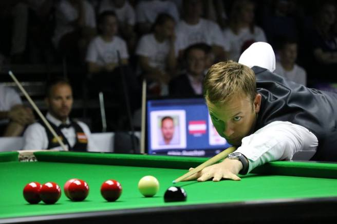 Ali Carter World Games (WPBSA)