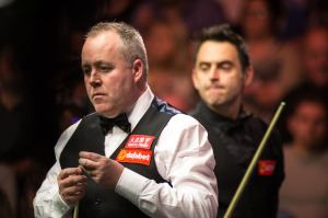 John Higgins Ronnie O'Sullivan English Open (WS)