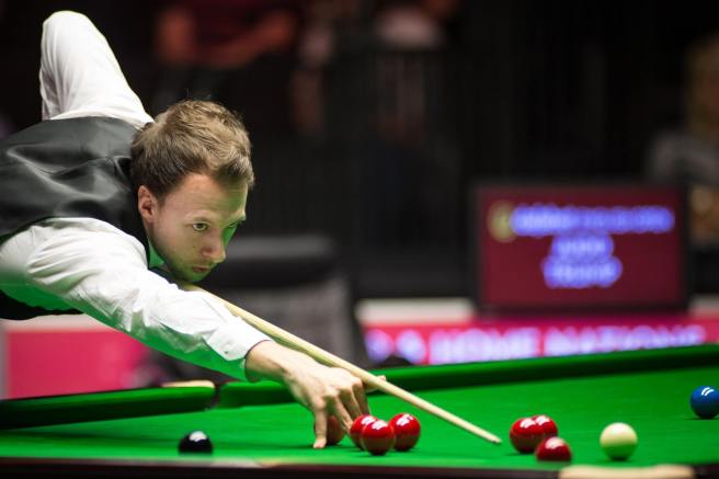 Trump has featured in six ranking event finals in just over a year, winning three titles. Photo credit: World Snooker
