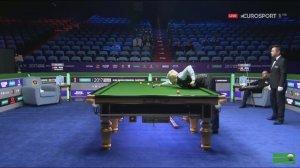 Empty Crowd Daqing International Championship (Twitter)